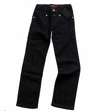 CLOSED Luxus Jeans darkwashed girl's pedal cape rinse wash dunkelblau 122 NEU