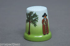 """SPECIAL OFFER""TCC Gerold Porzellan 'The Shepherd' China Thimble B/115"