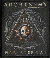 """ARCH ENEMY AUFNÄHER / PATCH # 2 """"WAR ETERNAL"""""""