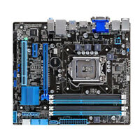 ASUS B75M-PLUS Motherboard Intel B75 LGA 1155 DDR3 USB3.0 MicroATX Used New