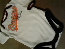 Nfl Denver Bronco Football Long sleeve-Onepiece-0/3M-Cott onBlend-Made in China