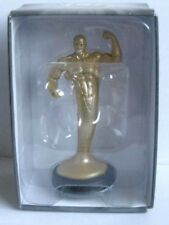 EAGLEMOSS DC COMICS SUPER HERO COLLECTION # 107. METAL MAN GOLD.  MINT BOXED