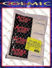 Integratore di collanti per bigattini Colmic Stabilix Maggots gr 500 ricarica