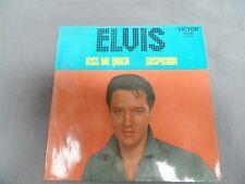Elvis Presley EP Kiss me quick