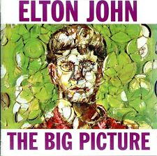 The Big Picture by Elton John (CD, 1997, Rocket)