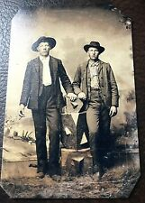 Cole and Jim Younger tintype C040RP