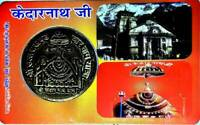 BadriNath KedarNath HINDU GOD pocket card yantra for god-luck and wealth