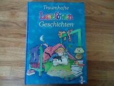 Leselöwen Geschichten~Kinderbuch~Lesebuch~Geschenkidee~illustriert~wie neu