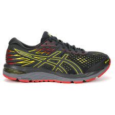 ASICS Men's Gel-Cumulus 21 G-TX Grey/Sour Yuzu Running Shoes 1011A571.020 NEW