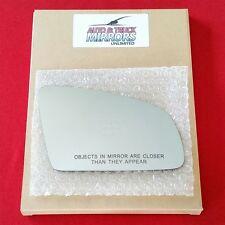 NEW Mirror Glass AUDI RS4 A4 A5 A6 S4 SEDAN Passenger Side  **FAST SHIP**