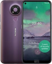 SMARTPHONE NOKIA 3.4 32 GB 3GB RAM PURPLE VIOLA DISPLAY 6.4'' 13MPx NUOVO