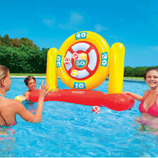 Intex gonflable piscine jouet jeu de balle dartz