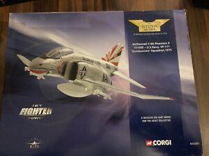 "Corgi McDonnell F-4N Phantom II 151000-U.S.NAVY,VF-111""Sundowners""Squadron,1975,"