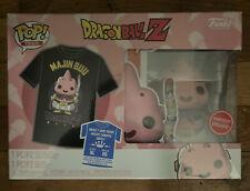 New ListingFunko Pop! Tees #973 Majin Buu w/Ice Cream Dragon Ball Z X-Large Shirt GameStop