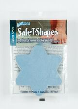14 Blue Star Non-Slip Safety Applique Decal Stickers Bath Tub Shower