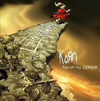 KOЯN KORN Follow The Leader CD BRAND NEW