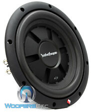 "ROCKFORD R2SD4-10 FOSGATE 10"" SUB DUAL 4-OHM SHALLOW SLIM SUBWOOFER SPEAKER NEW"