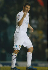 Billy PAYNTER SIGNED COA Autograph 12x8 Photo AFTAL Leeds United Sheffield