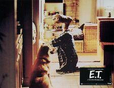 STEVEN SPIELBERG  E.T. L'EXTRA-TERRESTRE 1982 VINTAGE LOBBY CARD #4