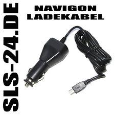 KFZ Ladekabel 12V 24V TMC Antenne f. Navigon 8450 Live 40 Easy Plus Premium 6310