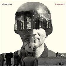 Wesley John - Disconnect -  CD Nuovo Sigillato