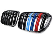 BMW F48 X1 Series Kidney Grill Grille Grills Tri Colour Models FROM 2015 ONWARD
