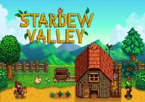 Stardew Valley  PC  [ Read description]