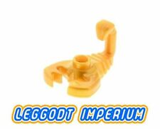 LEGO Minifigure Animal - Pearl Gold Scorpion - FREE POST