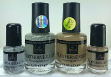 INM Out The Door GOLD & SILVER Northern Lights Holographic Top Coat Hologram