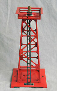 Lionel #494 Beacon Tower red good condition