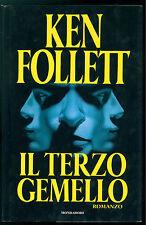 FOLLETT KEN IL TERZO GEMELLO MONDADORI 1996 OMNIBUS THRILLER