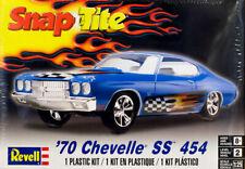 1970 Chevrolet Chevelle SS 454 SnapTite 1:25 Model Kit Bausatz Revell 1932