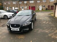 2012 Jaguar XF 2.2 D SPORT LE 4d 190 BHP Auto Saloon Diesel Automatic