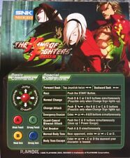 The King Of Fighters 2003 Neo Geo Arcade Marquee