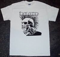 The Exploited - 'Maggie' T-shirt (punk oi crass mob discharge varukeers kbd)