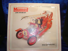 Vintage Mamod Steam Fire Engine Kit - FE1K - New Old Stock,