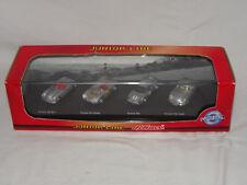 Modello di auto box Schuco JUNIOR LINE METAL 1:72 - VARI MODELLI PORSCHE