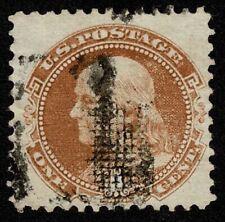 Scott#112 1c Pictorial Benjamin Franklin 1869 Used