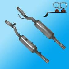 EU5 DPF Dieselpartikelfilter PEUGEOT Expert II Tepee 2.0 HDI DW10CTED 2010/01-