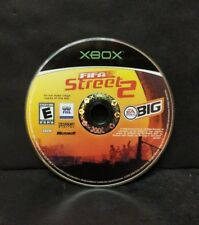 FIFA Street 2 (Microsoft Xbox, 2006) Disc Only