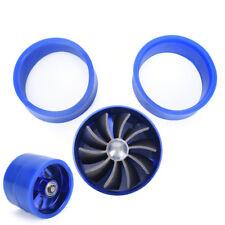 Universal Tornado Turbo Single Fan Air Intake Fuel Saver Fan Turbonator  zi