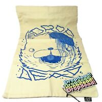 Rare DropDead Steel City's Finest Strapless Bag Blue Brain Out Dog Discontinued