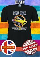 Mad Max Interceptor  Men Women Unisex T Shirt T-shirt Vest Baseball Hoodie 3529