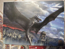 Lord of the rings laminated fellbeast postcard
