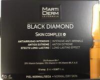 MARTIDERM SKIN COMPLEX BLACK DIAMOND 11 AMPOULES x 2ml PROTEOGYCAN 89+