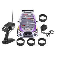 RC Auto Radiocomando 4WD 1:10 RC Racing Car 70km/h EU Plug