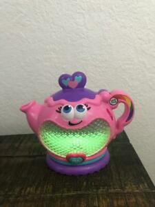 Pink Leapfrog Tea Time Musical Replacement Teapot