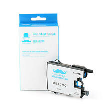 Moustache® LC79C Cyan Ink Cartridge Extra High Yield For Brother MFC-J6910DW