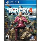 Far Cry 4 Limited Edition (Sony PS4) NEW *fast post*
