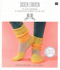 Socken Stricken das kleine Standardwerk Rico Design